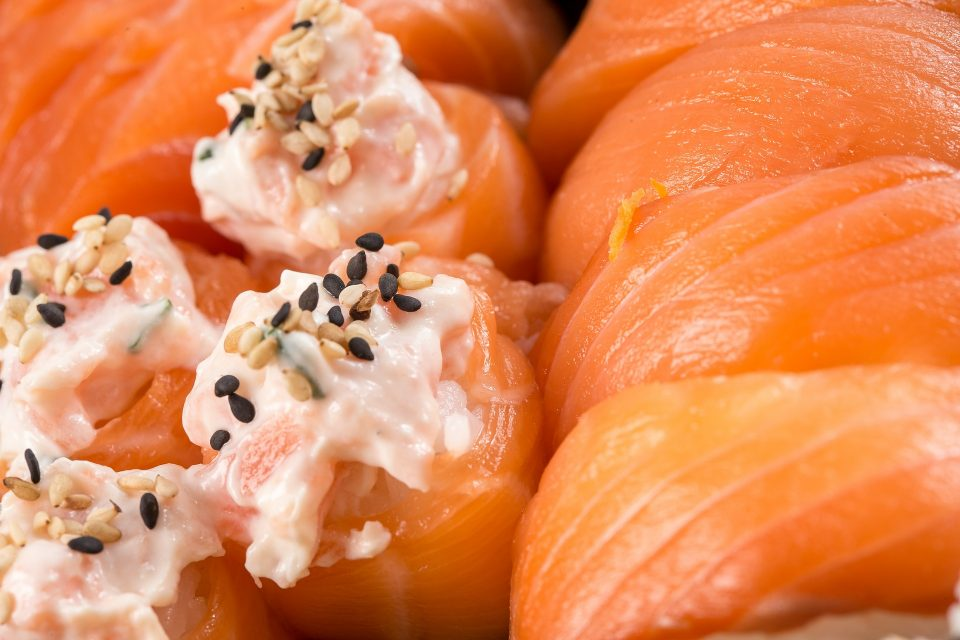Voeding voor je weerstand - zalm en vette vis